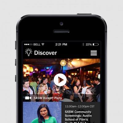 Lin Media Events App