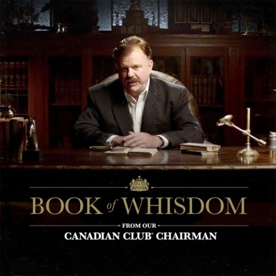Canadian Club: Book of Whisdom