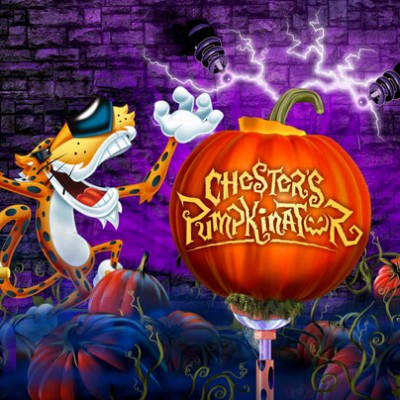 Cheetos: Chester's Pumkinator